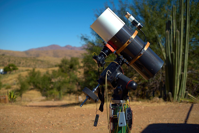200/710 Newton, Namibia 2012