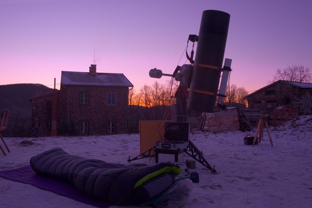 2008 december vége, -12 fok