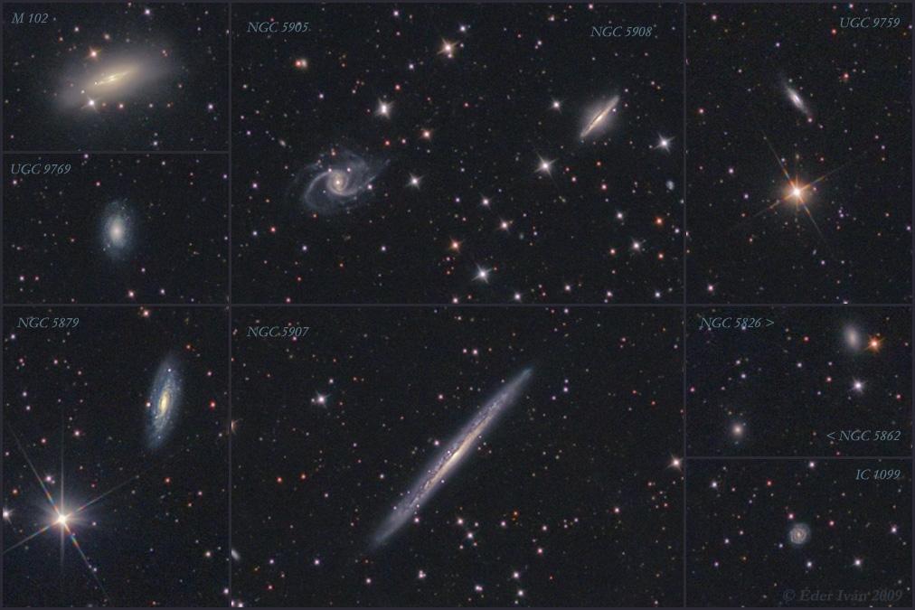 where are the nearby galaxies - photo #11