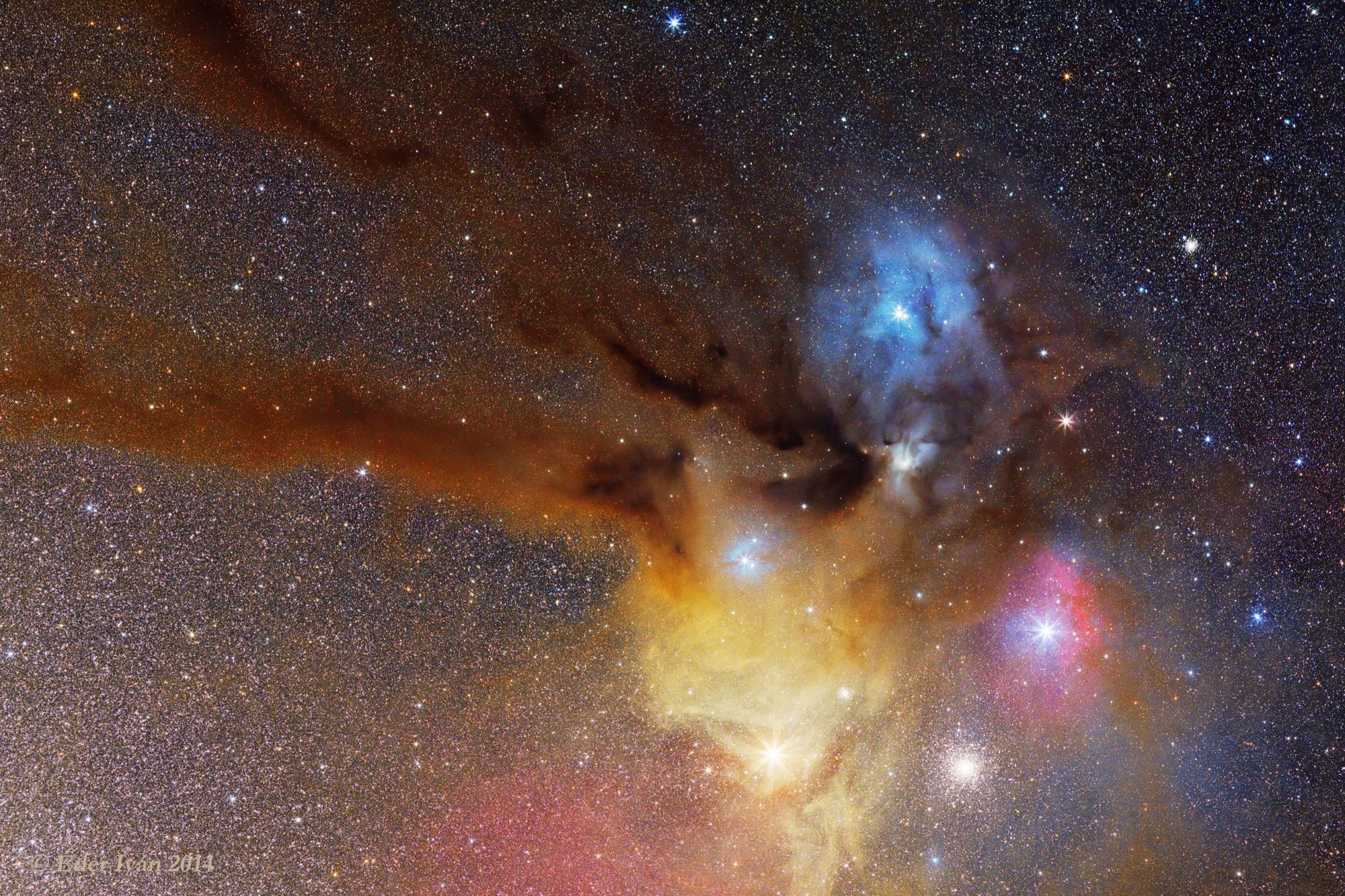 Az Antares-régió