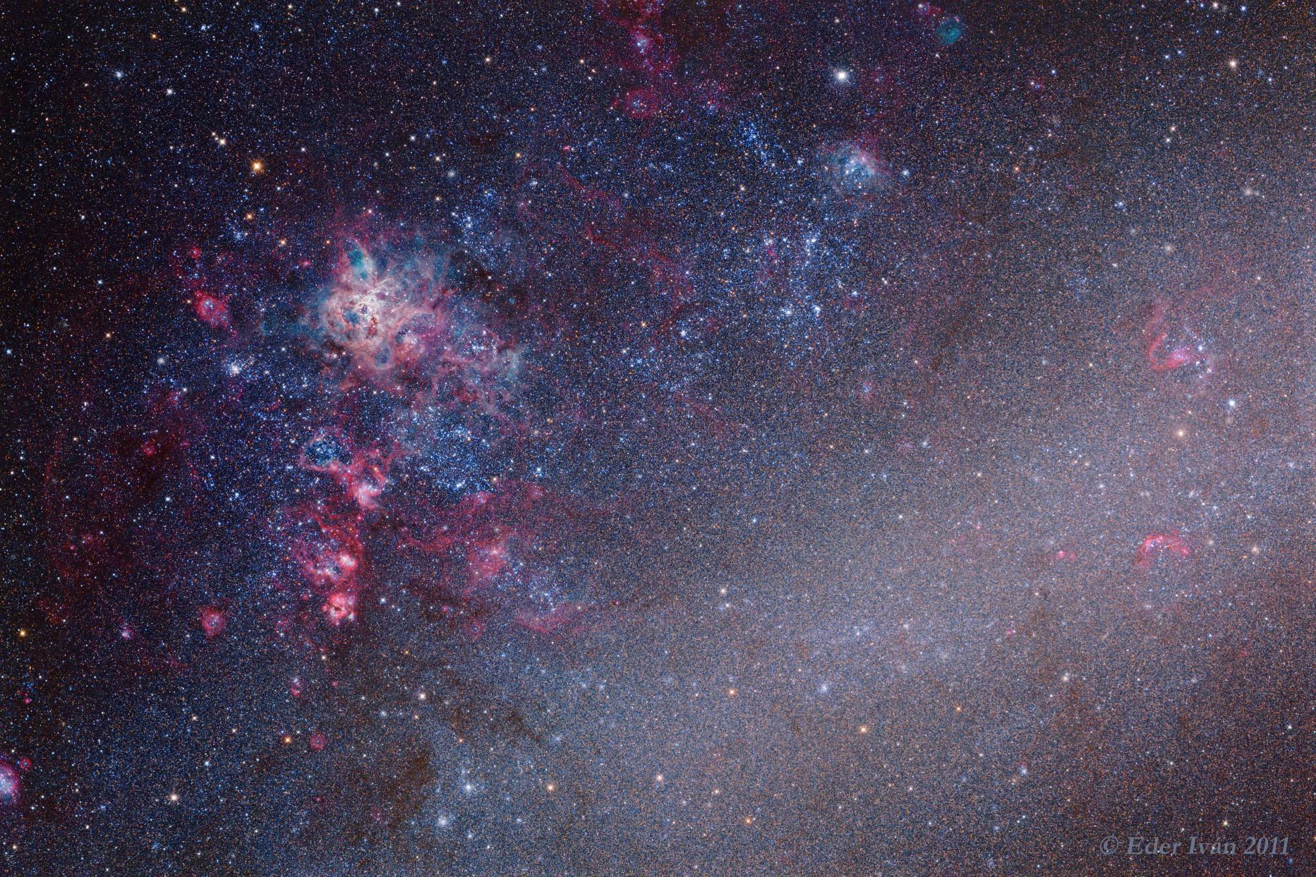 A Tarantula Csillaggyár