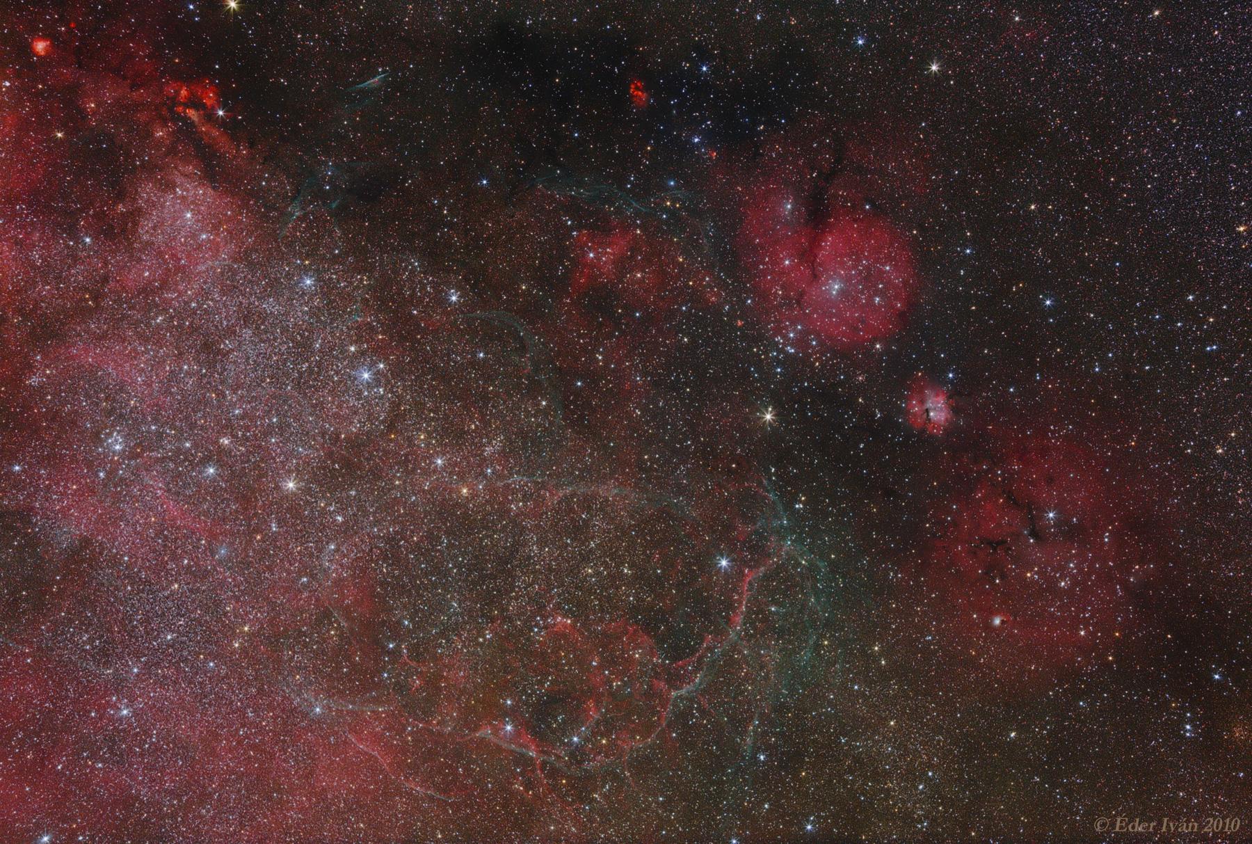 A Vela szupernóva-maradvány