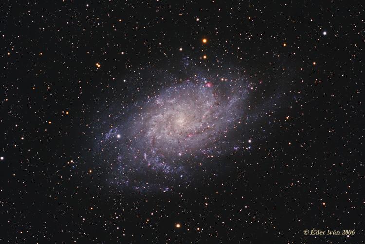 A Triangulum-galaxis
