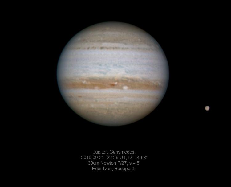 Jupiter oppozícióban