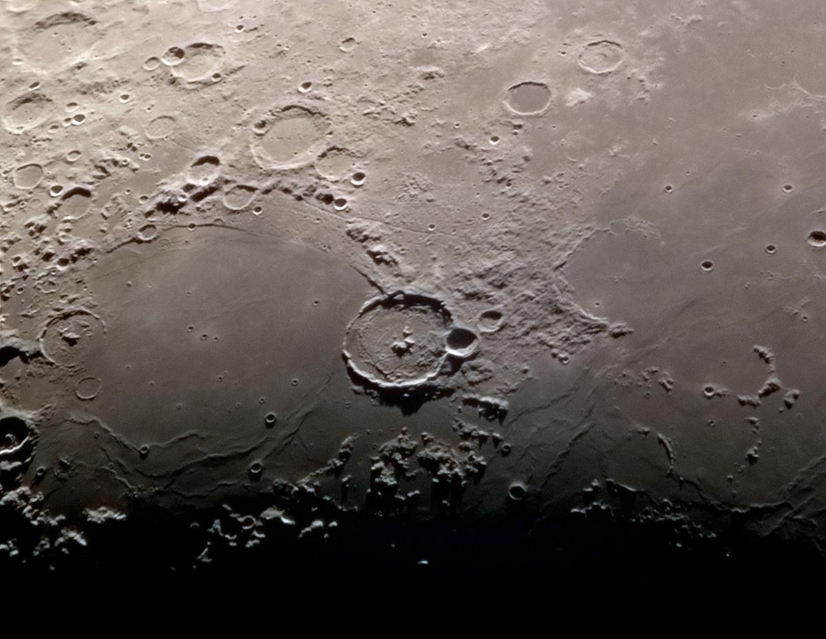 A Gassendi-kráter