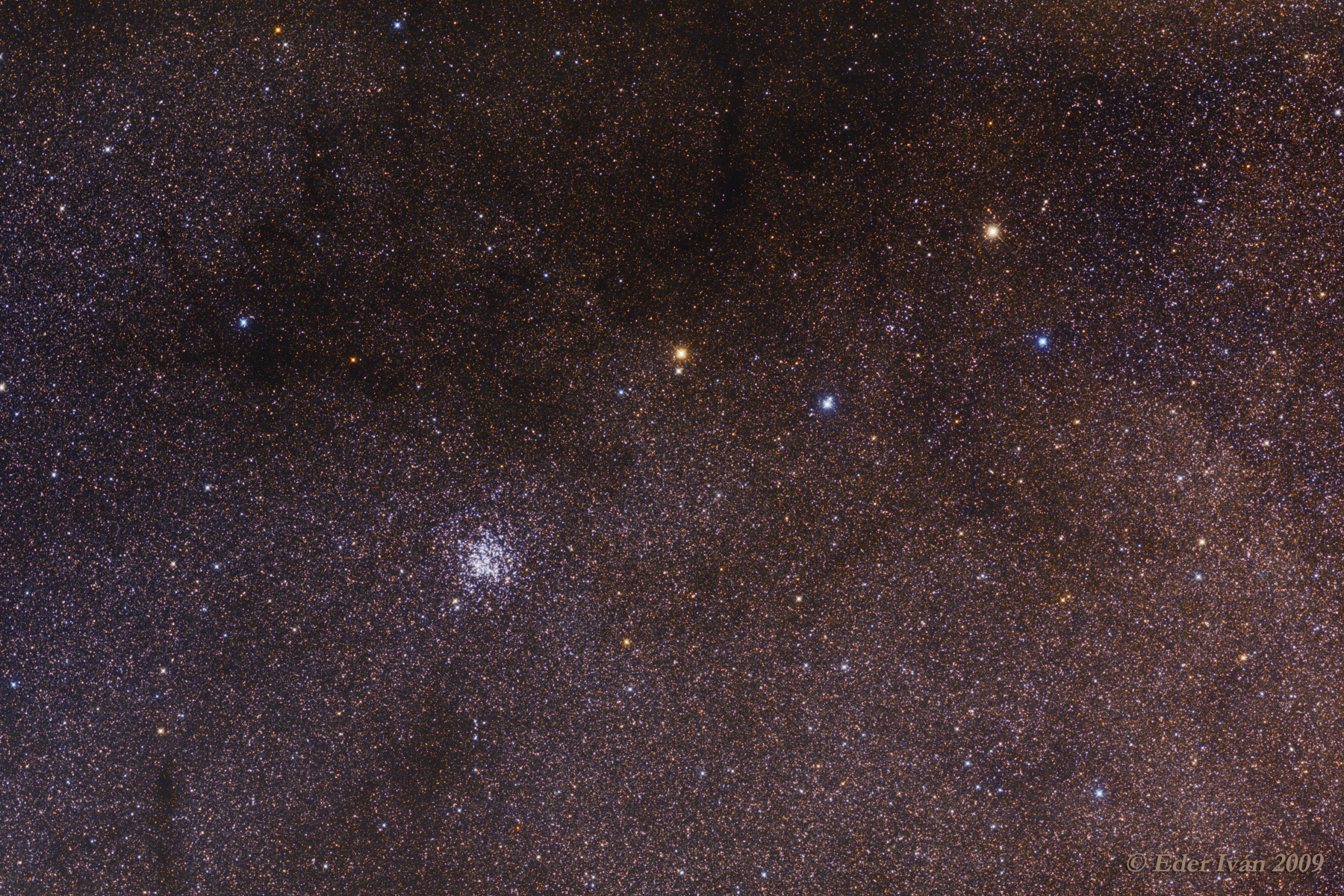 The Wild Duck Cluster (M11)
