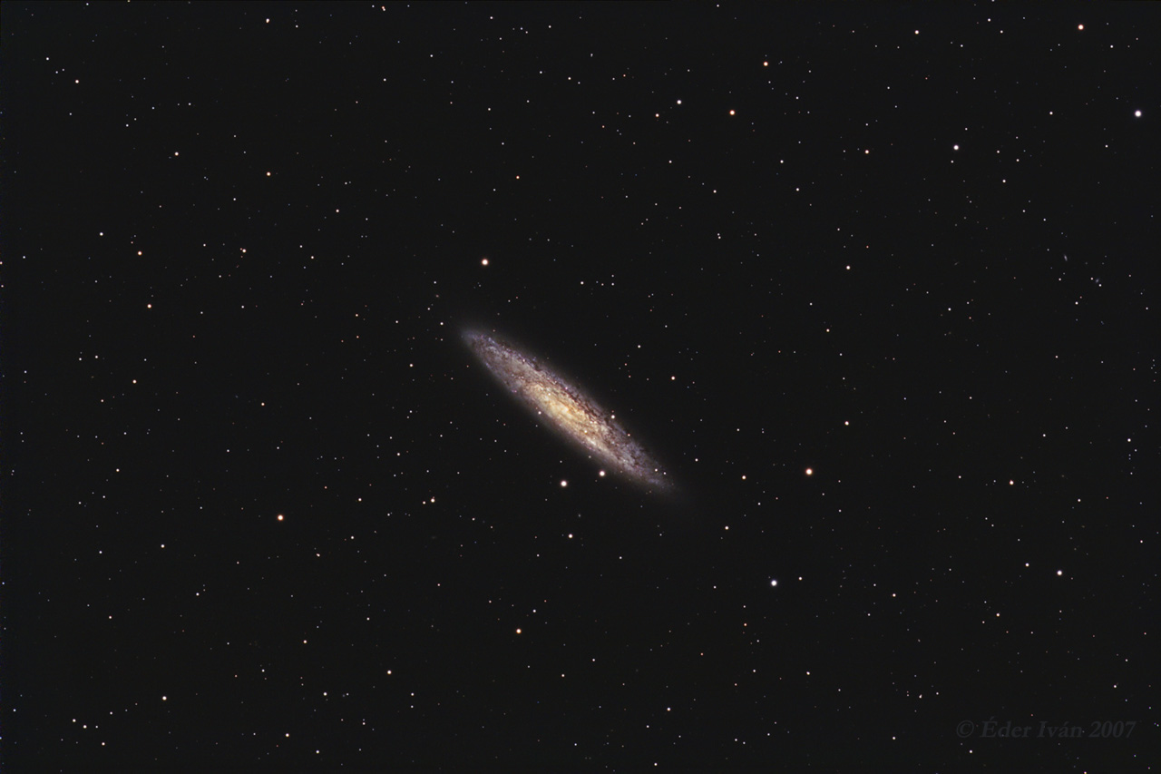 The Sculptor Galaxy