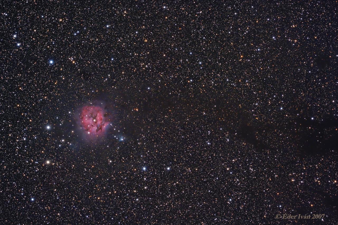 Cocoon nebula (IC 5146)