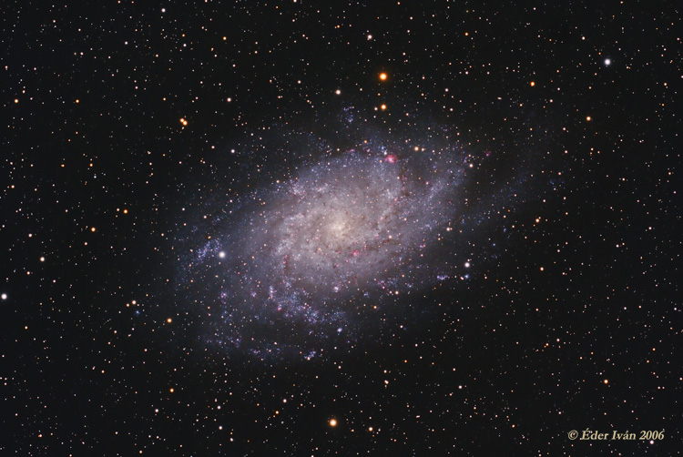 Triangulum Galaxy (M33)