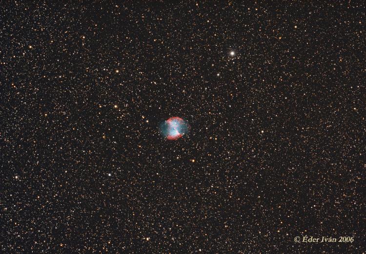 Dumbell nebula (M27)