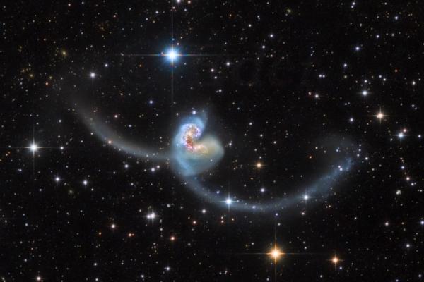 A Csáp-galaxisok