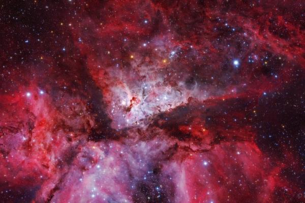 A Carina - köd (NGC 3372)
