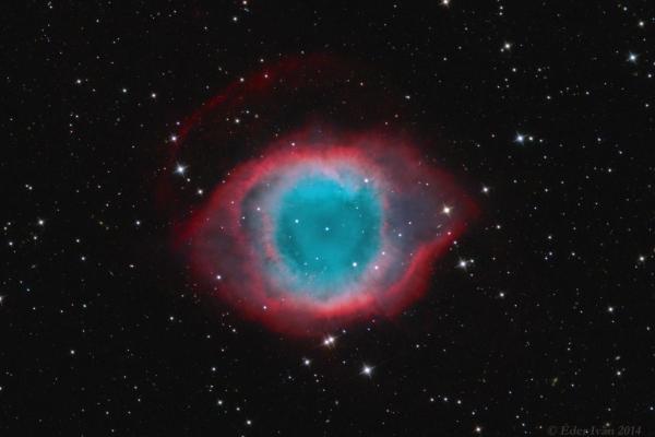 A Csiga-köd - NGC 7293