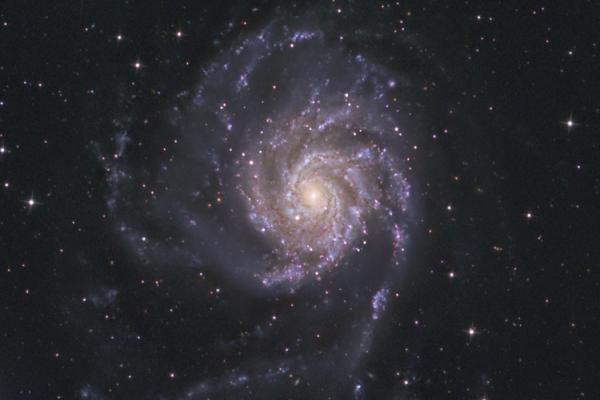 A Szélkerék galaxis (M 101)