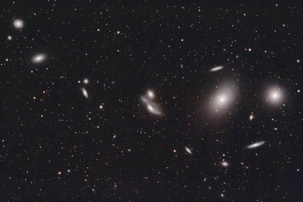 Markarian galaxislánca