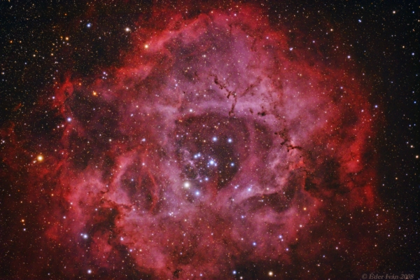 A Rozetta-köd (NGC 2237)