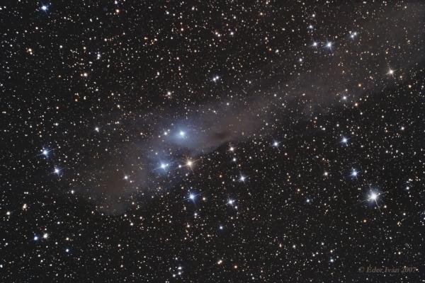 A Vdb 158 jelű ködkomplexum