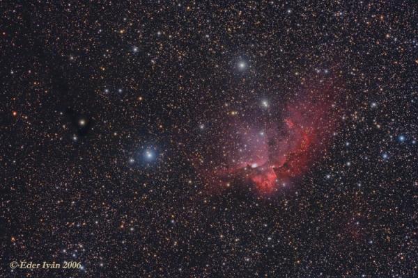 Az NGC 7380 régió