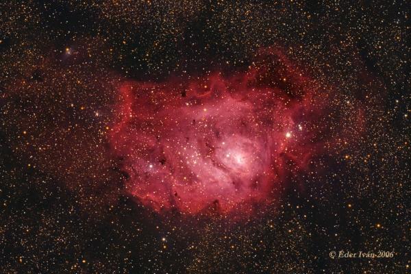 A Lagúna-köd (M8)