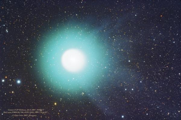 A 17P/Holmes üstökös