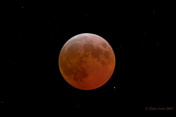 Holdfogyatkozás 2007 március 3-án