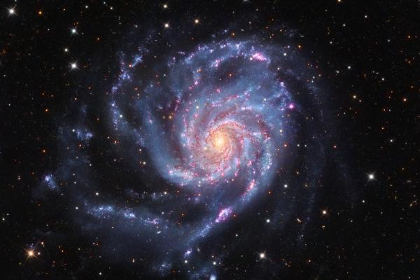 A Szélkerék-galaxis (M 101)
