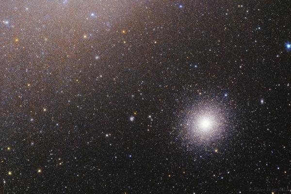 47 Tuc globular cluster