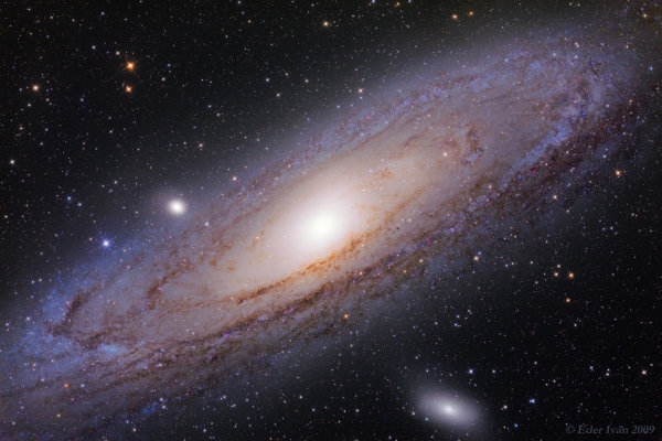The Great Andromeda Galaxy (M31)