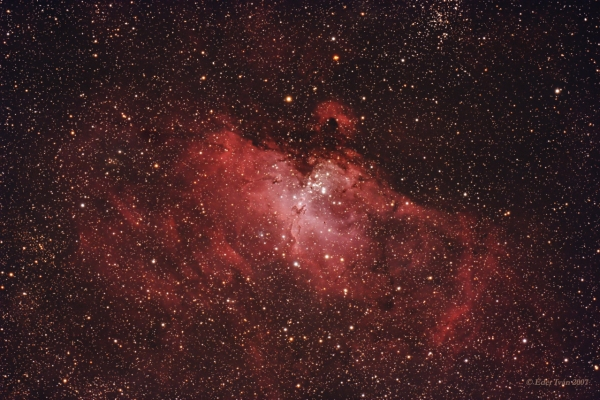 The Eagle nebula (M16)