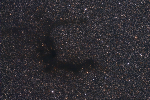 B142-143 dark nebulas