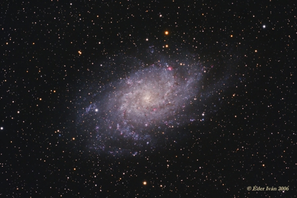 Triangulum Galaxy (M33)