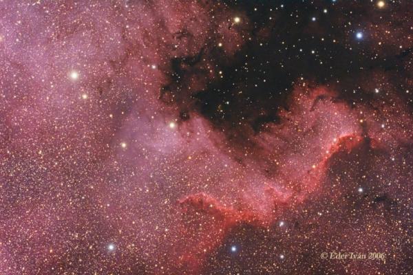 North-America nebula