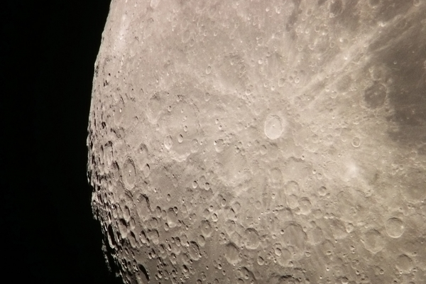 Crater Tycho and Clavius