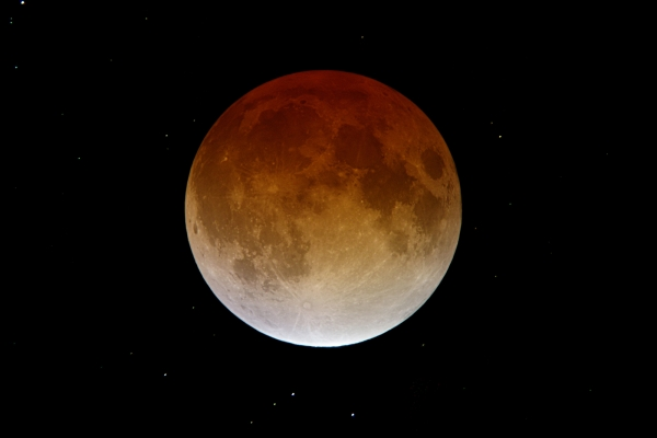 Lunar eclipse - 2003