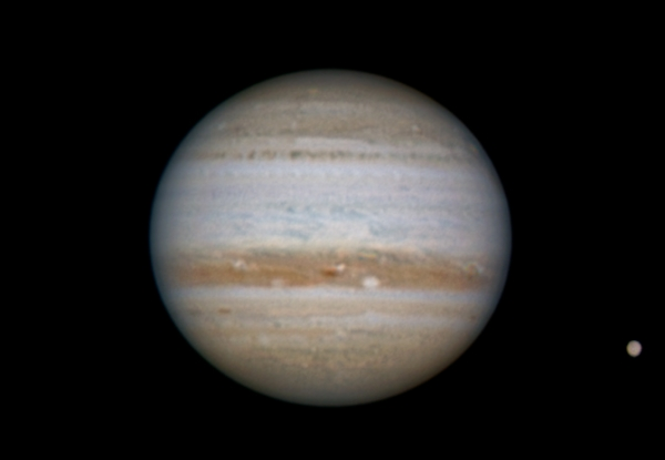 Jupiter in opposition