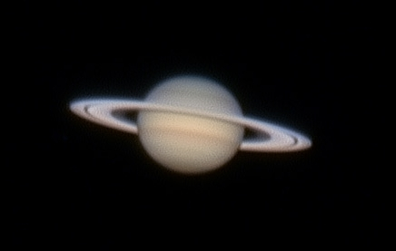 Saturn in opposition